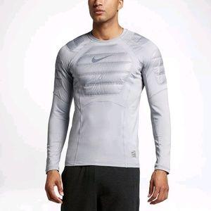 Nike pro hyper warm aeroloft training compression